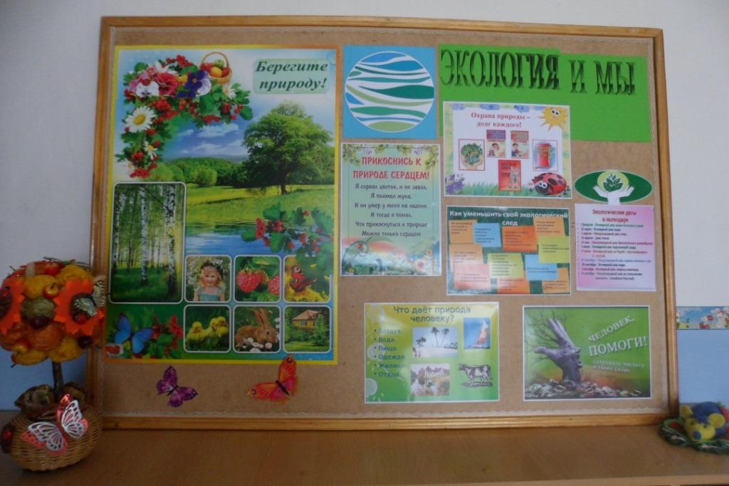 Экологические стенды картинки 130